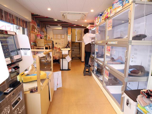 新宿三丁目店